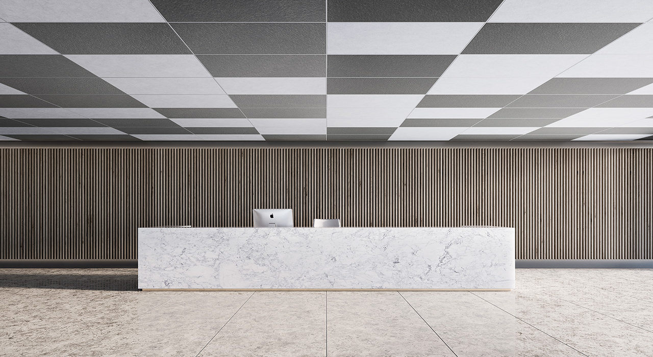 Ecoustic Ceiling Flats