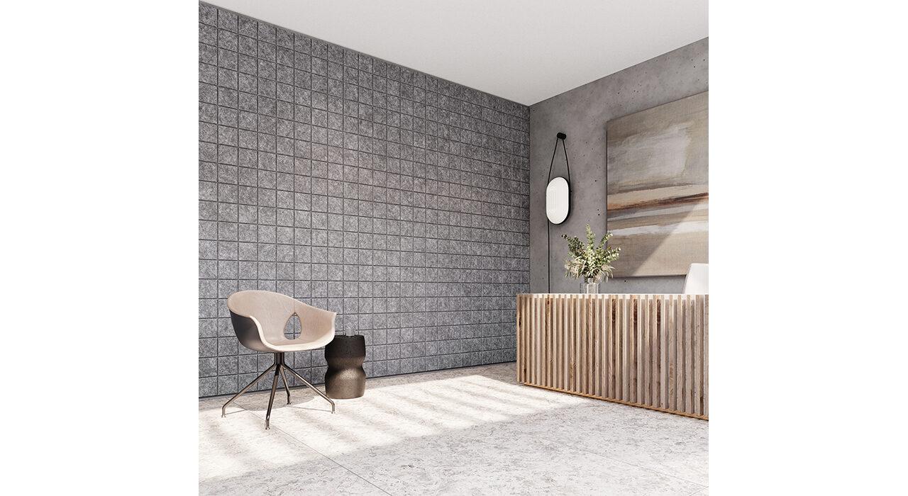Ecoustic V Panel + Tile